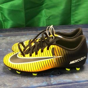 Nike Mercurial Vortex III FG SZ 7.5 soccer cleats